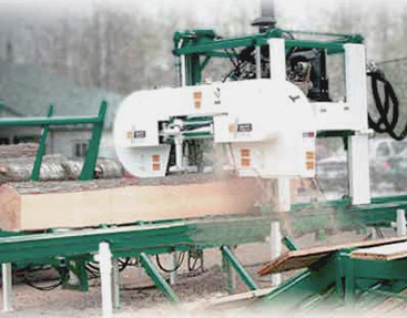 SELECT 4221 Bandsaw mill